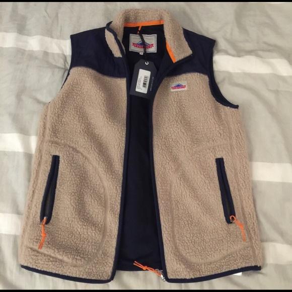 Penfield Jackets & Blazers - Penfield fleece vest